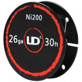 NI200 Nickel wire by UD