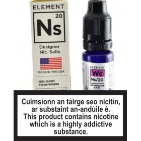 Watermelon Chill NS (Element) 10ml